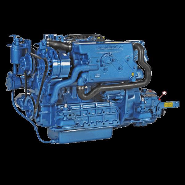 Motore Nanni Diesel N4.40
